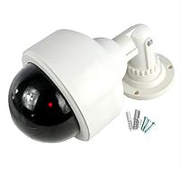 Муляж камеры видеонаблюдения обманка DUMMY S2000 RN 458 на двух батарейках