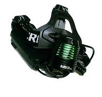 Налобный фонарь Cree POLICE BL 2188B T6 фонарик 1050 Lumen (ЗУ 220В 12В) Черный