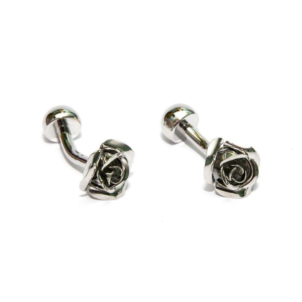 Запонки троянда ZPH-1034
