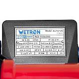 Станция 0.37 кВт Hmax 35 м Qmax 35 л/мин (вихревой насос) 1л WETRON (776010), фото 6