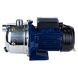 Насос центробежный самовсасывающий 0.75кВт Hmax 46м Qmax 50л/мин нерж WETRON (775052), фото 2