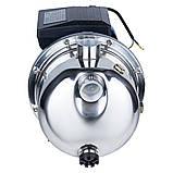 Насос центробежный самовсасывающий 0.75кВт Hmax 46м Qmax 50л/мин нерж WETRON (775052), фото 8