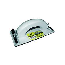 Блок шлифовальный (пластиковая ручка) 105×230мм SIGMA (9110031)