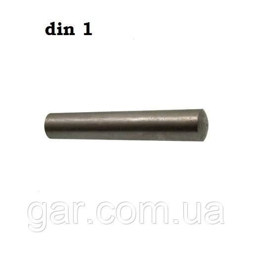 Штифт 5 DIN 1