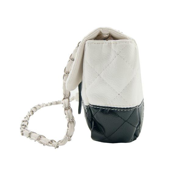 Женская сумочка Positive Black вид сбоку.