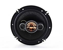 Коаксиальная автоакустика автомобильные колонки LD TS 1696 max 350w 16 см. круглые