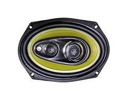 Коаксиальная автоакустика автомобильные колонки Pioneer TS-6973A max 350w 16 см. овальные