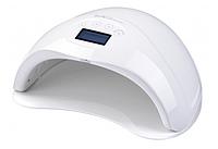 Лампа SUN 5 PLUS White 48W UV/LED для полимеризации гель-лаков (шеллак), наращивания ногтей и любых покрытий