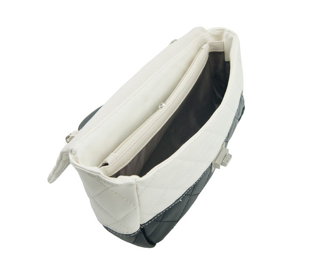 Женская сумочка Positive Black вид сверху.