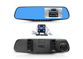 Автомобильный регистратор зеркало Blaсkbox L9000 Pro