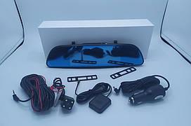 Автомобильное зеркало-видеорегистратор ART-D35 Android Black