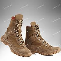 ⭐⭐Берцы демисезонные / военная, армейская обувь ВАРЯГ (койот)