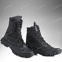 ⭐⭐Берцы демисезонные / военная, армейская обувь ВАРЯГ (черный)