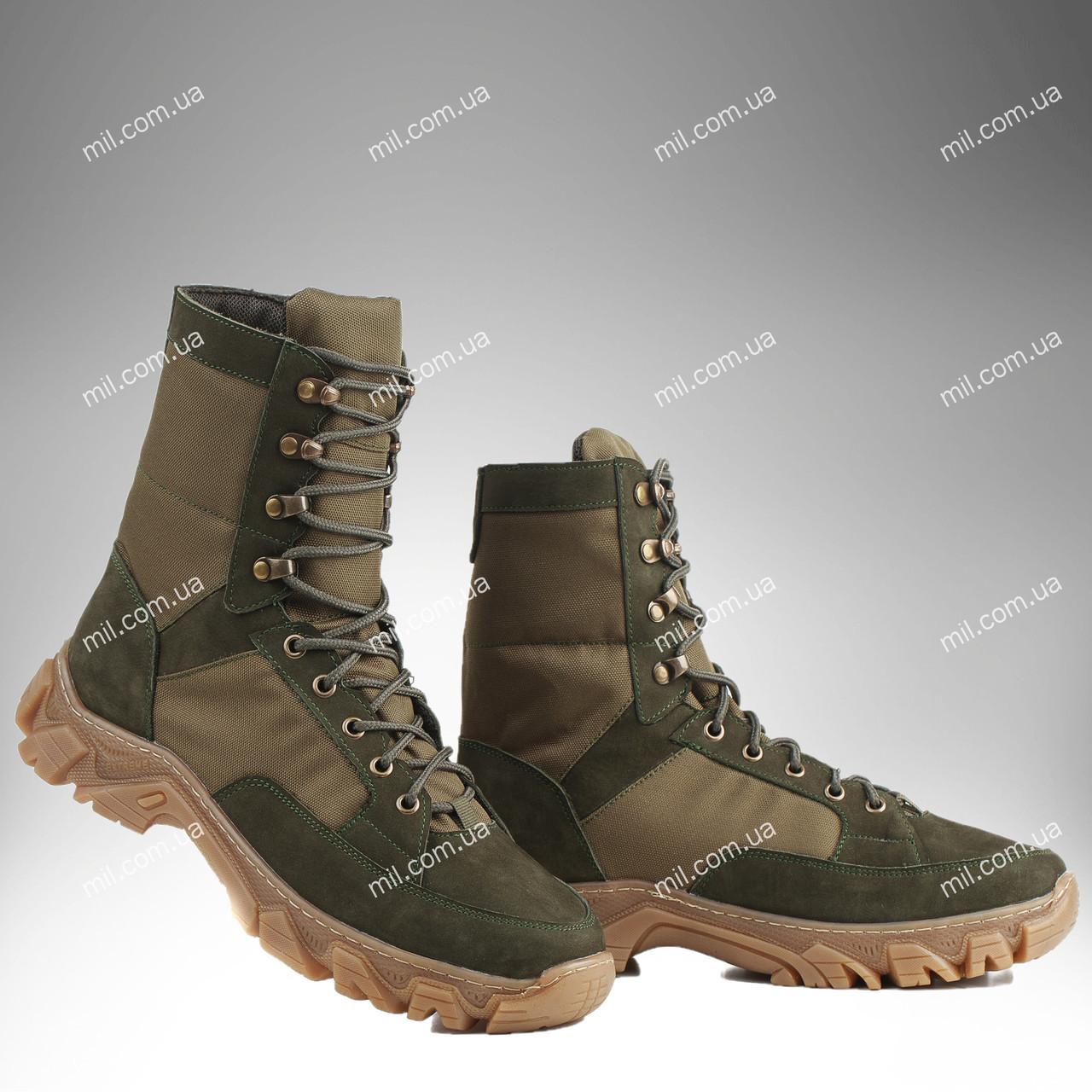 ⭐⭐Берцы демисезонные / военная, армейская обувь ВАРЯГ Gen.II (оливковый)