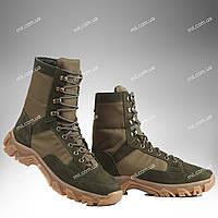 ⭐⭐Берцы демисезонные / военная, армейская обувь ВАРЯГ Gen.II (оливковый), фото 1