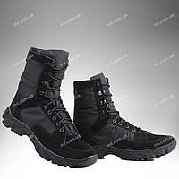 ⭐⭐Берцы демисезонные / военная, армейская обувь ВАРЯГ Gen.II (черный), фото 1