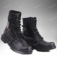 ⭐⭐Берцы демисезонные / военная, рабочая обувь ШТУРМ (черный) , фото 1