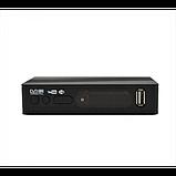 Цифровой эфирный тюнер UKC DVB-T2 0967 с поддержкой wi-fi адаптера c экраном, фото 2