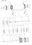 Насос центробежный скважинный 1.1кВт H 112(89)м Q 80(50)л/мин Ø94мм AQUATICA (DONGYIN) (777115), фото 3
