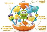 Развивающая игрушка-погремушка для ребенка Потеша ZYA-A2822, фото 2