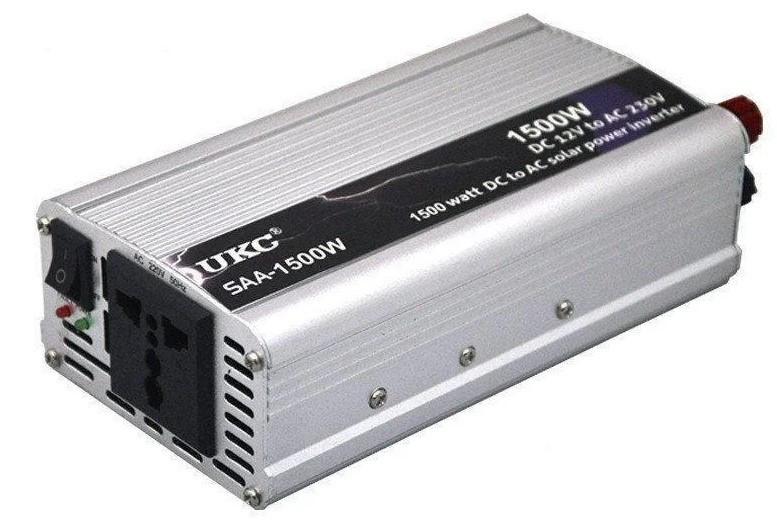Перетворювач AC/DC 1500W 12V Saa Ukc