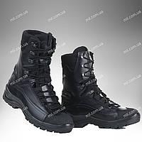 ⭐⭐Берцы демисезонные / военная, тактическая обувь GROM Gen.II (гладкая кожа, фото 1