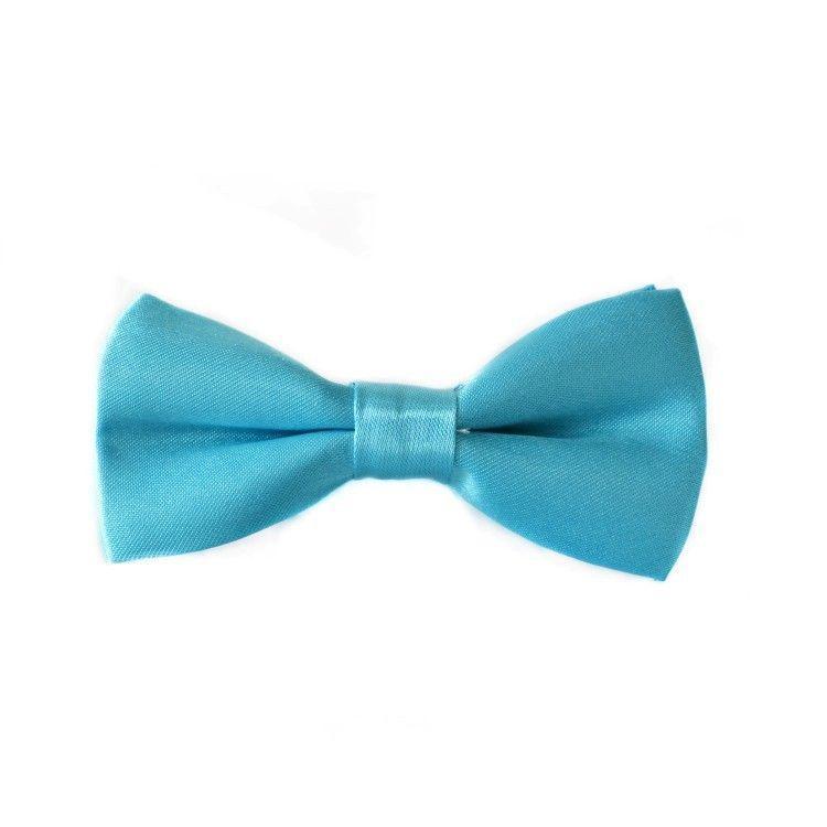 Дитячий бірюзовий краватка метелик Gofin DDB-001