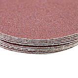 Шлифовальный круг без отверстий Ø75мм P80 (10шт) SIGMA (9120651), фото 4