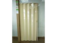 Двери гармошка глухая 1метр сосна, фото 1