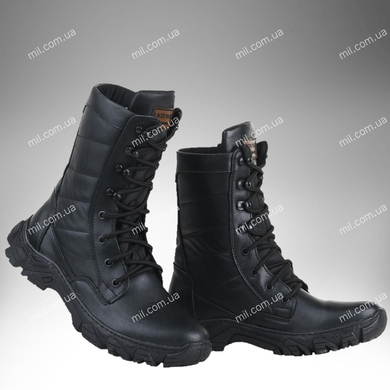 ⭐⭐Берцы демисезонные / военная, тактическая обувь ДЕЛЬТА (гладкая кожа) | берцы, берці, берци, военная обувь,