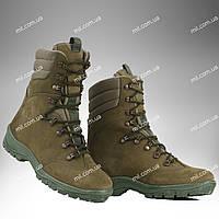 ⭐⭐Берцы демисезонные / военная, тактическая обувь ОМЕГА (оливковый) | берцы, берці, берци, военная обувь,, фото 1