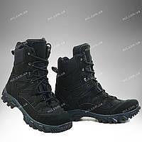 ⭐⭐Берцы демисезонные / военная, тактическая обувь ЦЕНТУРИОН II (черный)   берцы, берці, берци, военная обувь,, фото 1