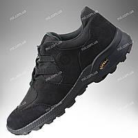 Демисезонные военные кроссовки / тактическая, трекинговая обувь PEGASUS (black)   военные кроссовки,