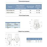 """Контроллер давления электронный 1.1кВт Ø1"""" рег давл вкл 1.5-3.0 bar AQUATICA (779535), фото 2"""