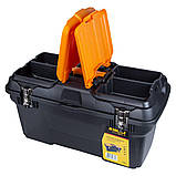 Ящик для инструмента (металлические замки) 582×310×234мм SIGMA (7403681), фото 5