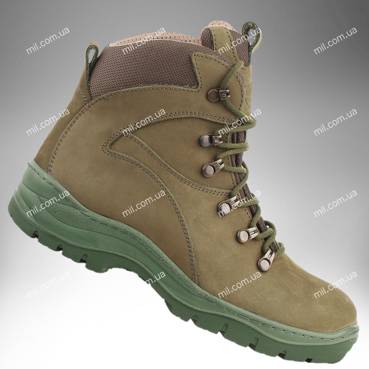 ⭐⭐Обувь военная демисезонная / армейские, тактические ботинки ОМЕГА (оливковый) | военная обувь, военные