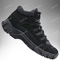 ⭐⭐Полуботинки военные демисезонные / армейская, тактическая обувь VERSUS Pro (черный) | военная обувь, военные, фото 1
