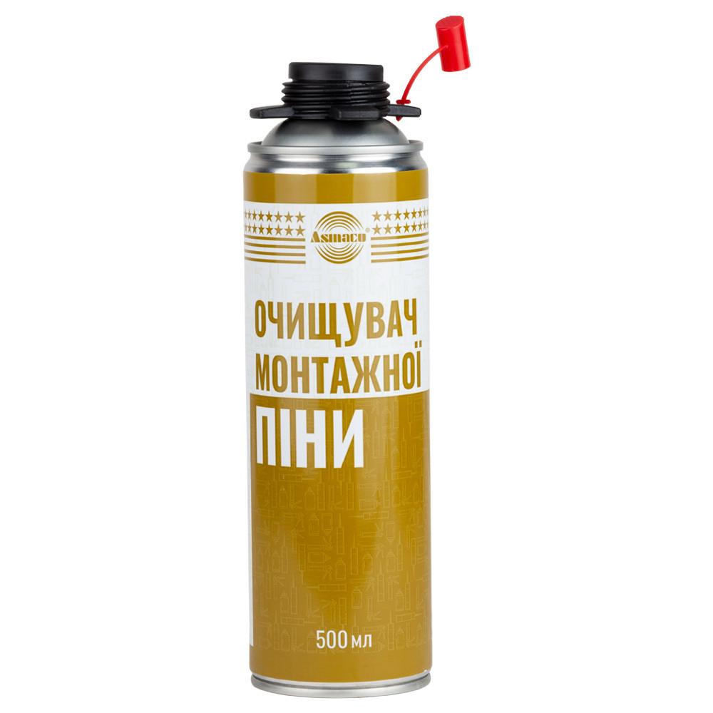 Очиститель монтажной пены 500мл ASMACO (2726881)