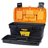 Ящик для инструмента с органайзером 410×209×195мм SIGMA (7403791), фото 4