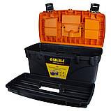Ящик для инструмента с органайзером 535×291×280мм SIGMA (7403811), фото 4