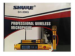 Беспроводная микрофонная радиосистема Shure SH-300G3