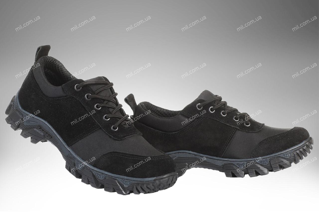 Военные кроссовки / летняя тактическая обувь PATRIOT (black)