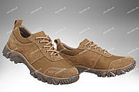 Военные кроссовки / летняя тактическая обувь PATRIOT (coyote), фото 1