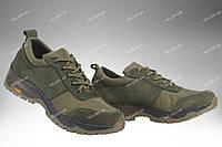 Военные кроссовки / летняя тактическая обувь PATRIOT (olive), фото 1