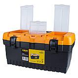 Ящик для инструмента 486×267×242мм SIGMA (7404041), фото 3