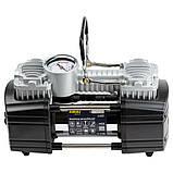 Компрессор автомобильный 12В, 300Вт, 60л/мин, 10бар SIGMA (6170281), фото 3
