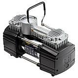 Компрессор автомобильный 12В, 300Вт, 60л/мин, 10бар SIGMA (6170281), фото 4