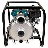 Мотопомпа 6.5л.с. Hmax 29м Qmax 60м³/ч (4-х тактный) для грязной воды LEO (772517), фото 4