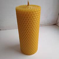 Свічки з натурального воску (вощини) 13х5.5мм
