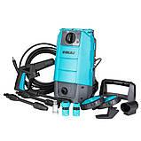 Мийка високого тиску 1500Вт max 110bar 6 л/хв+турбонасадка SIGMA (5342051), фото 2